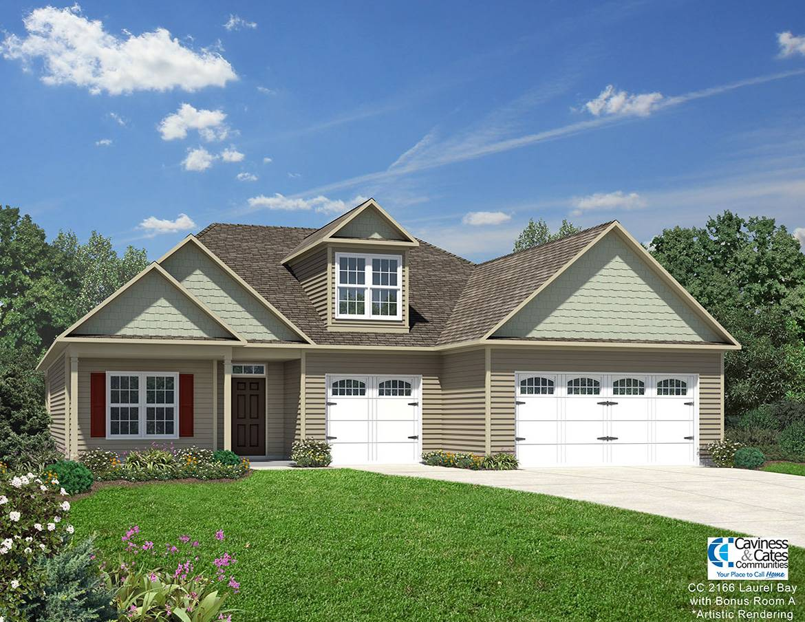 Floor plans preserve at tidewater for Bay house plans